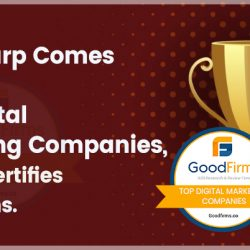 BrandBurp as 4 in Top Digital Marketing Companies